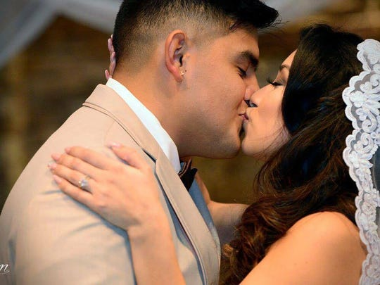 Despite tragedy, Kristian Guerrero finds strength through her husband's legacy.
