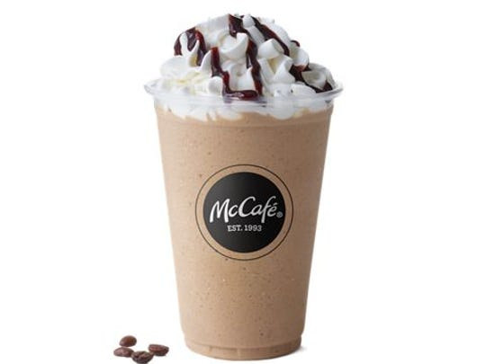 McDonald's has added two new Cold Brew drinks to its