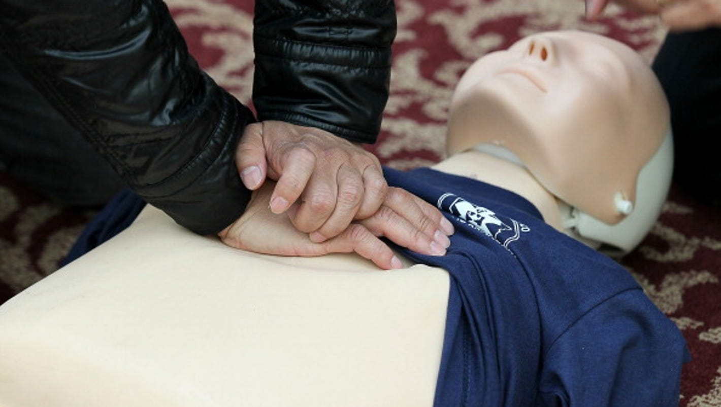 Free hands only cpr training offered saturday 1betcityfo Image collections