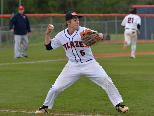 Matt Harnish and Blackman enter the District 7-AAA postseason as the second seed.