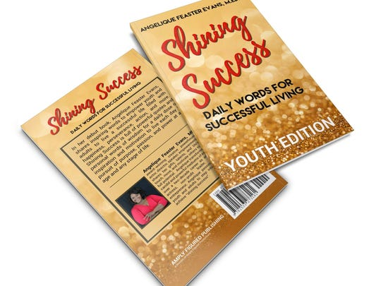 """Angelique Feaster Evans releases new book, """"Shining"""