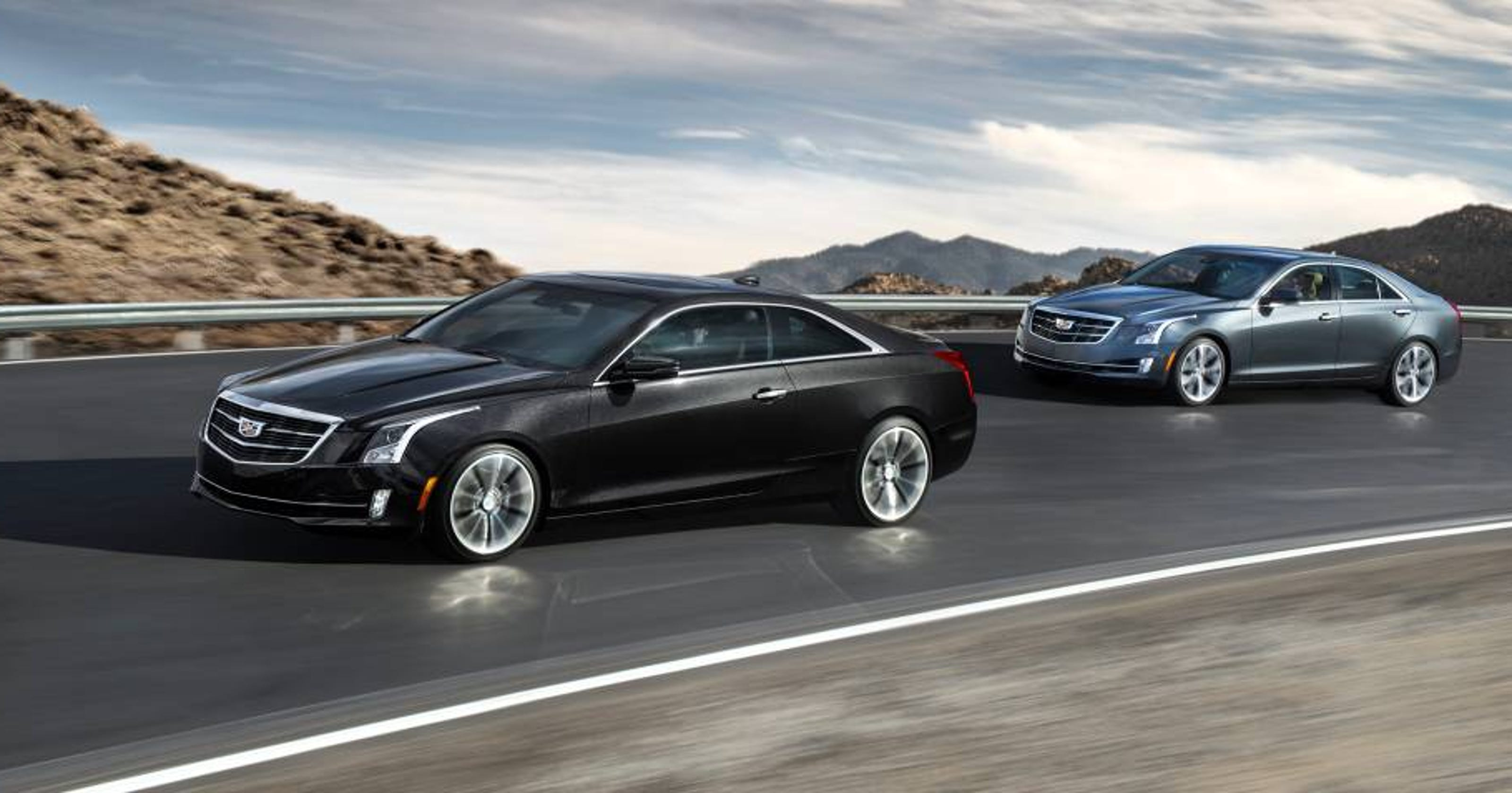 Cadillac ATS: New trim levels and packaging for 2017