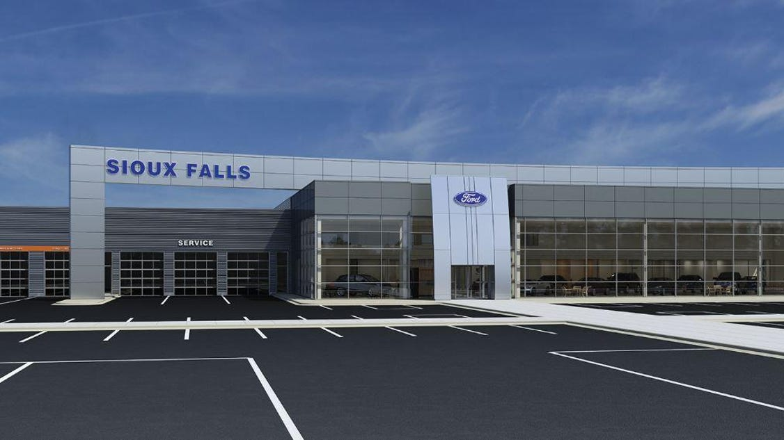 Sioux Falls Ford Lincoln Starts Work On New Site