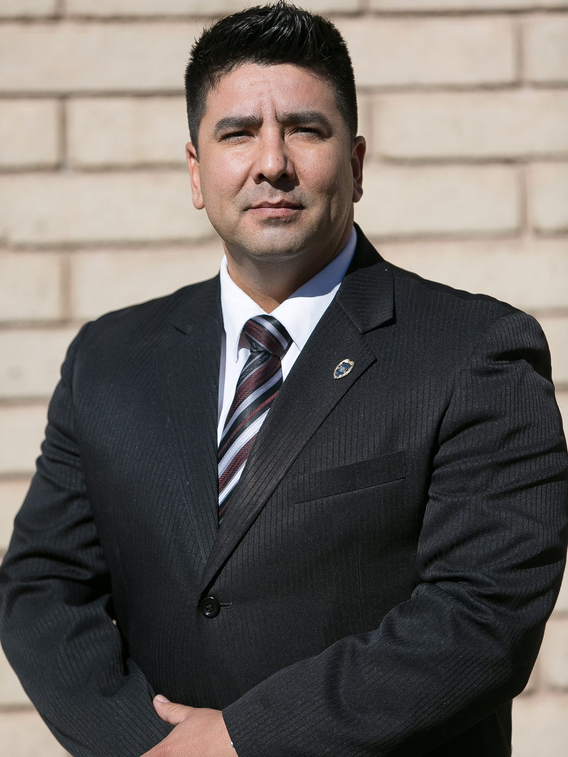 Rudy Sanchez, Las Cruces Police Department detective,