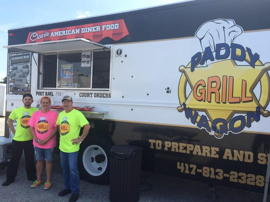 Mark S Grill Food Truck