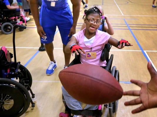 02-MTSU and Camp Ability with Special Kids