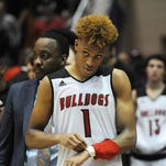 Scenes from New Albany's semistate game against Warren Central