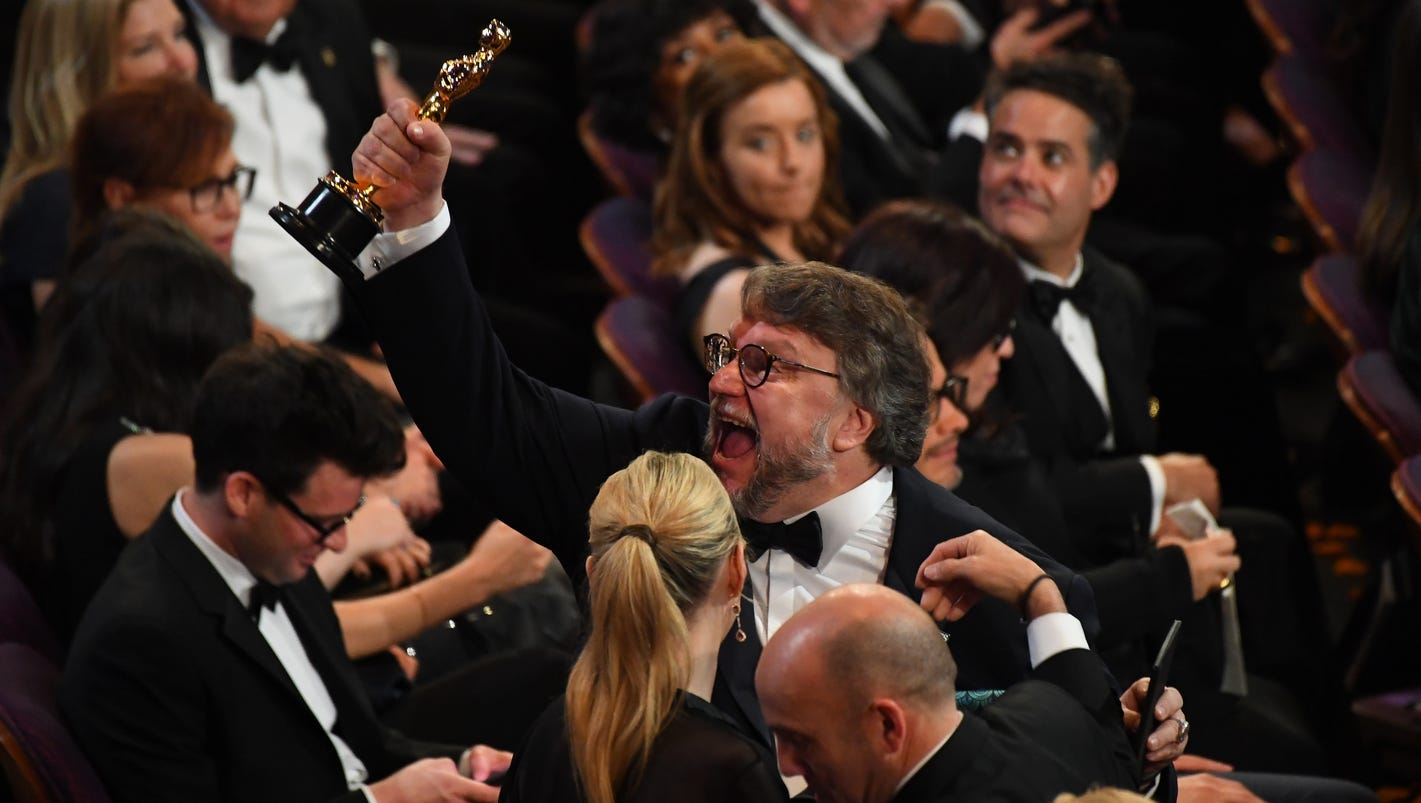 Oscars 2018: What you didn't see on TV at the Academy Awards