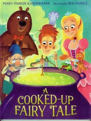 """""""A Cooked-Up Fairy Tale"""" by Penny Parker Klostermann"""