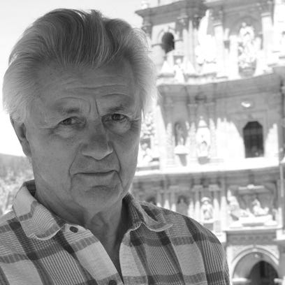 Author John Irving will speak in Louisville
