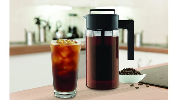Our favorite cold brew coffee maker is a great low price right now