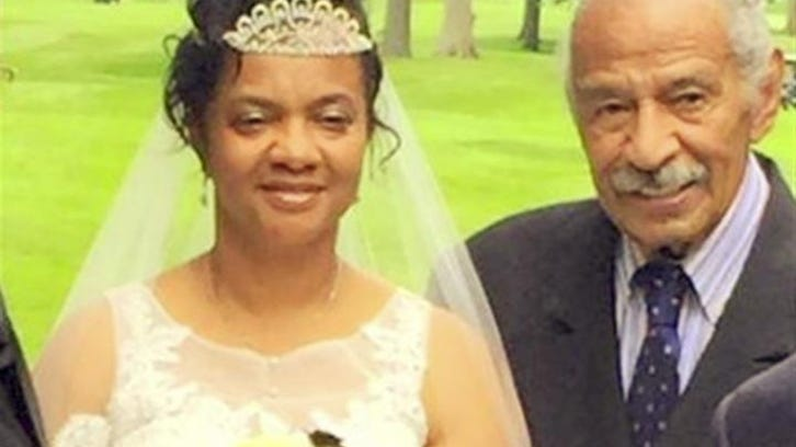 John, Monica Conyers 'reconciled,' no longer divorcing