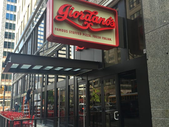 Soft openings are scheduled to begin May 17 at Giordano's