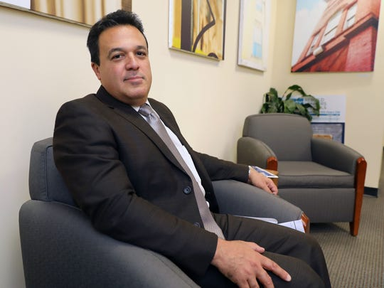 Edwin M. Quezada, the superintendent of the Yonkers Public Schools, photographed Sept. 15, 2017.