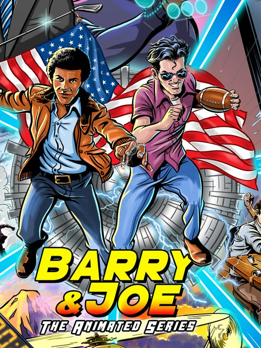 Barry & Joe Animated Series