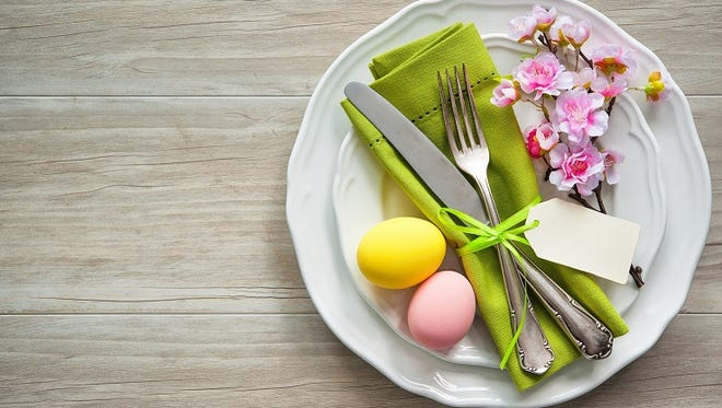 Easter is a time to gather and share spring's bounty with those you love. Here are some restaurants hoping you will join them for brunch or dinner.