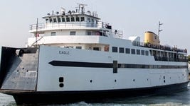 State Sens. Julian Cyr and Susan Moran got an amendment passed Thursday to the Senate's supplemental state budget that would take port communities off the hook for the assessments if the Steamship Authority runs into the red at the end of 2020 and have the state cover the deficit instead, according to Cyr's office.