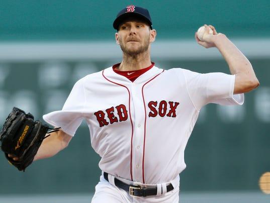 USP MLB: TEXAS RANGERS AT BOSTON RED SOX S BBA BOS TEX USA MA