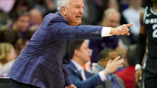 Kansas State coach Bruce Weber and his Wildcats will open the 2020-21 season at home against Drake on Nov. 25 at Bramlage Coliseum.