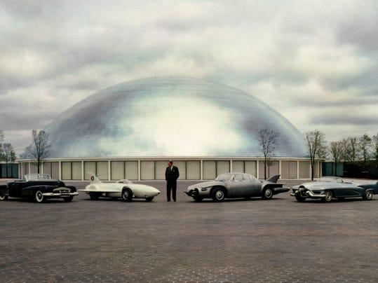 Detroit Free Press Auto >> Where the future happened: GM updates Design Dome