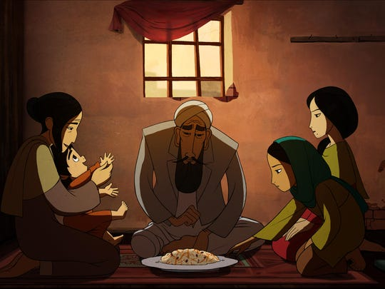 "In ""The Breadwinner,"" life is already plenty hard for"