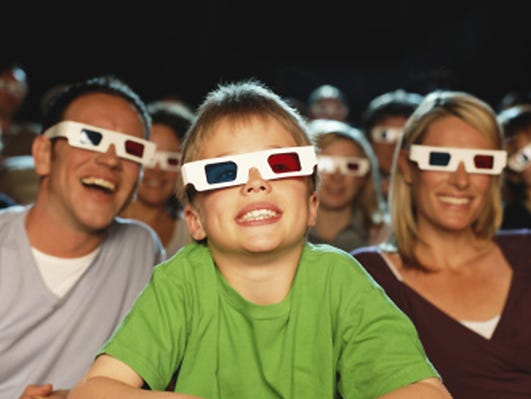 Take the entire family to the movies without breaking the bank!