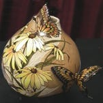 Good gourd! Art show hits Melbourne this weekend