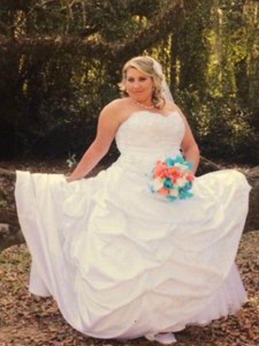 Weddings: Mitchell Broussard & Nickey Broussard