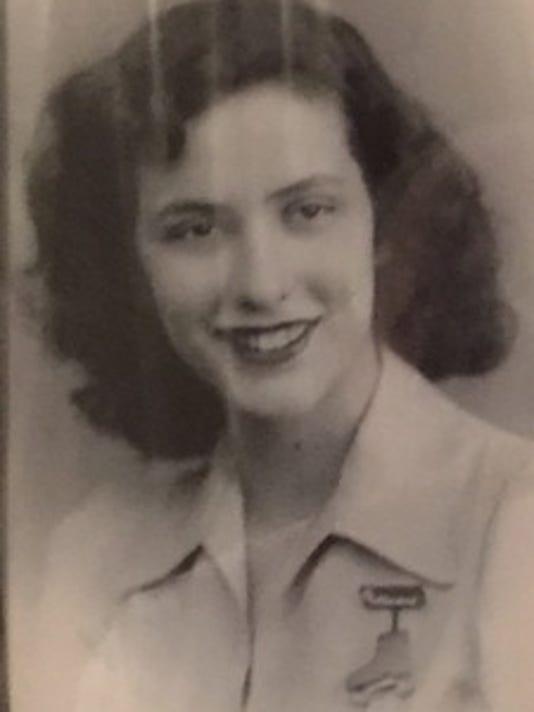 Birthdays: Rose M. Nally