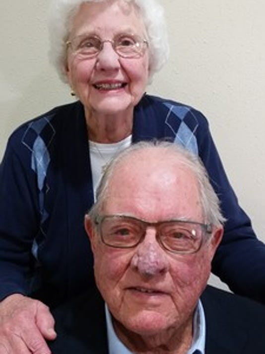 Anniversaries: Dean Engebretson & Joan Engebretson