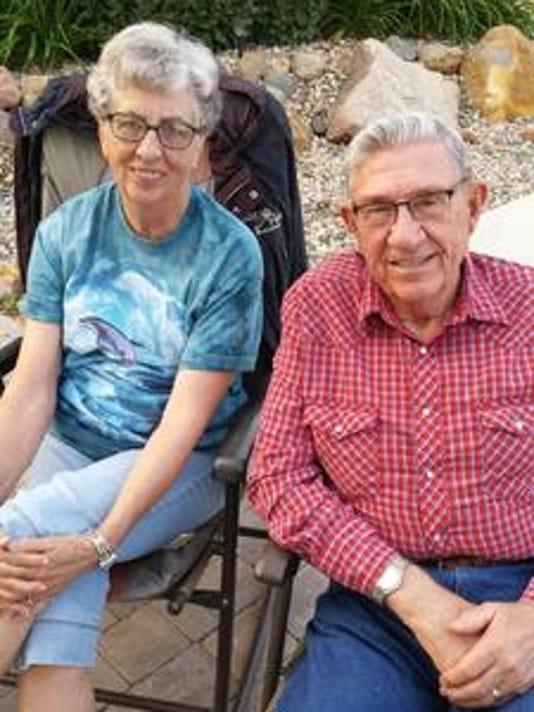 Birthdays: Mavis Benda & Gordon Benda