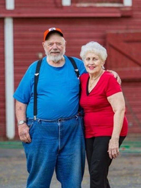 Anniversaries: Linda Hagedorn & Otto Hagedorn