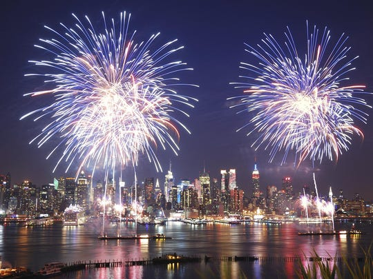 Get a front row view of the Macy's New York City fireworks aboard the Seastreak ferry.