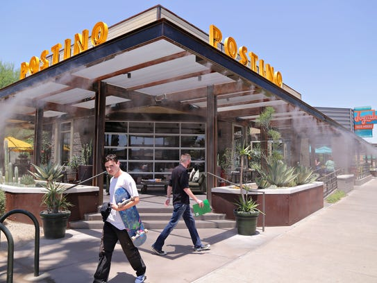 Postino   The popular Phoenix wine bar was one of the