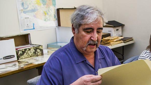 Arizona historian Jack August died Jan. 20, according