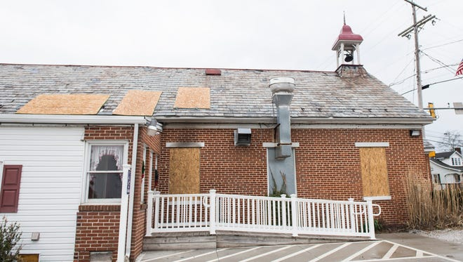 The Little Red Schoolhouse restaurant in Conewago Township was left with severe interior damage after catching fire in the early morning hours of March 1, 2018. The current owners will not re-open the popular eatery and the building will be sold at a public auction June 9.