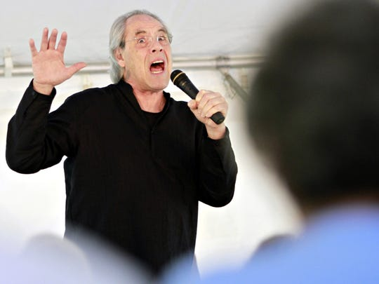 """"""" I love my home here in Westchester and being a Westchesterian,"""" says Robert Klein."""
