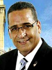 Paterson Councilman Luis Velez