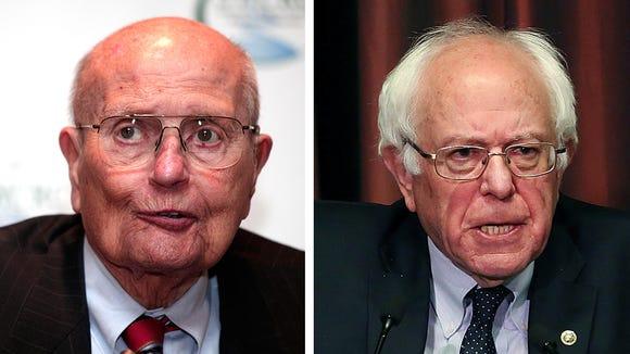 John Dingell and Bernie Sanders.