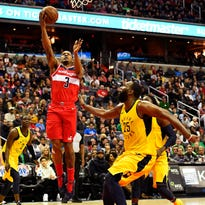 Despite big night from Lance, injury-plagued Pacers fall short in Washington