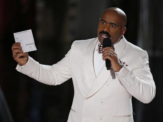Oscars Steve Harvey