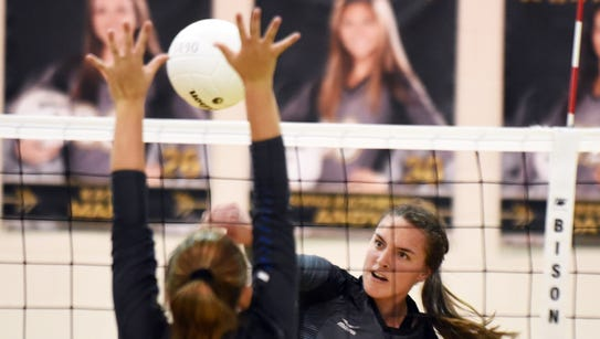 Oak Grove's Breleigh Favre has verbally committed to