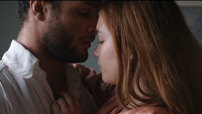 """Cosmo Jarvis and Florence Pugh star in """"Lady Macbeth."""""""