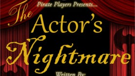 """Palm Bay Magnet High School will host performances of """"The Actor's Nightmare"""" Oct.1-2."""