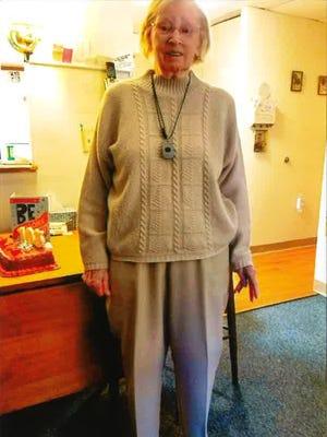 Mary Brhel turned 103 on Feb. 9.