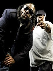 8Ball & MJG are among performers at Friday night's