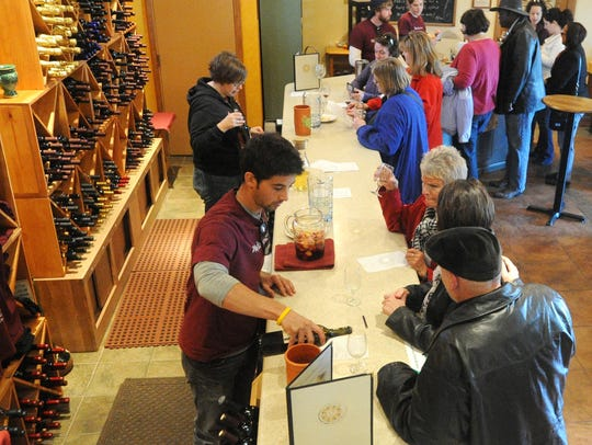 Bellview Winery will host its annual Italian Festival
