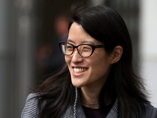 Ellen Pao joins forces with Kapors on diversity