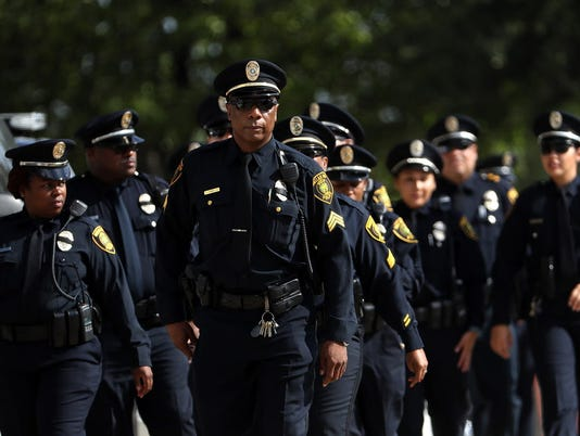 Why liberals and conservatives disagree on police: Column