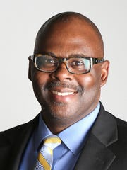 Byron McCauley, Enquirer columnist. Staff portrait